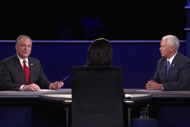 Best moments of the VP debate