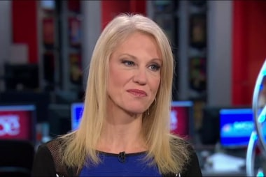 Conway: Trump not irked by Pence at debate