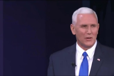Was Trump upset or even 'jealous' of Pence?
