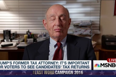Trump's former tax attorney speaks out
