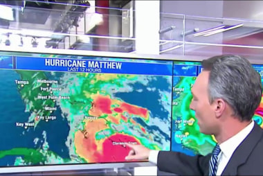 Matthew could cause 'historic damage'