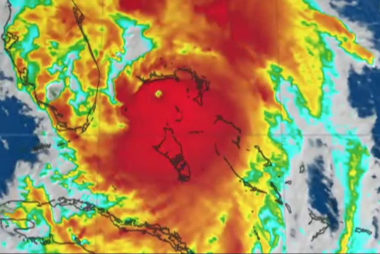 Reports of price gouging as hurricane nears