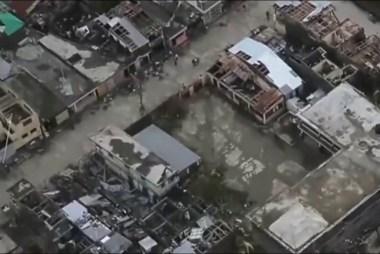 Haiti post-Matthew a 'desolate disaster zone'