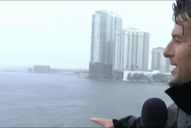 Storm surge possibility is 'extremely...