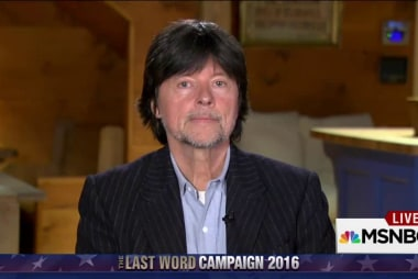 Ken Burns: Trump on CP5 is 'racism 101'