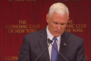 Pence will not attend WI Fall Fest with Ryan