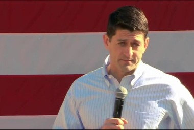 Ryan addresses the 'elephant in the room'