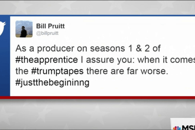 Fmr. 'Apprentice' producer: There are far...