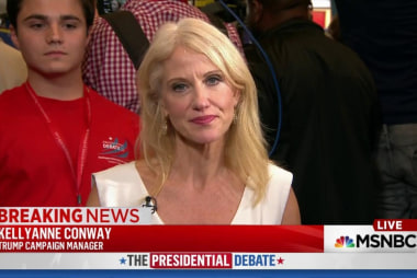 Trump campaign manager answers 'unless' drama