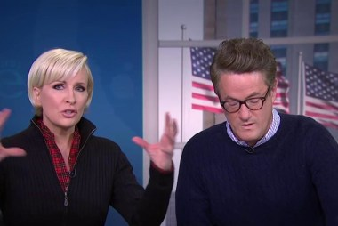 MIka: This was vintage Donald Trump