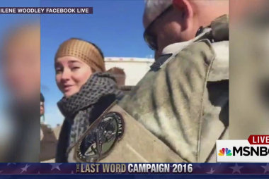 Shailene Woodley arrested among ND protesters