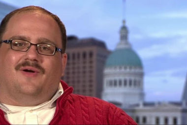 Ken Bone talks 2016 and his newfound fame