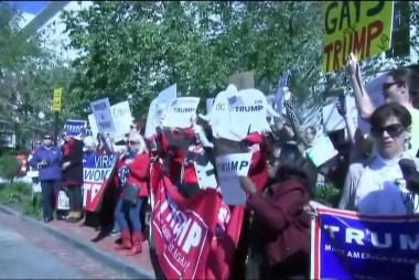 Fired VA Chairman still supports Trump