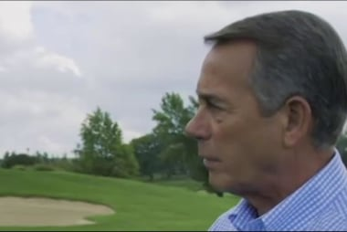 Boehner: Trump is 'barely a Republican'