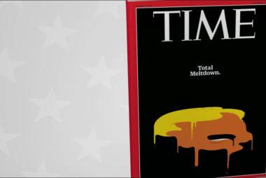 Trump heading towards a 'total meltdown'