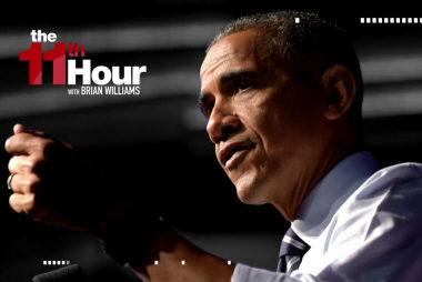 Obama blames Republicans for Trump