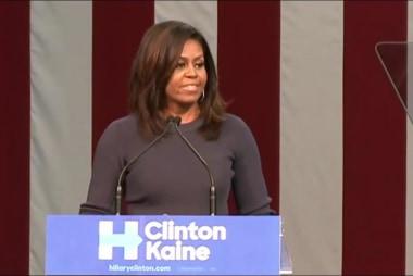 MJ panel: First lady gave a heartfelt speech