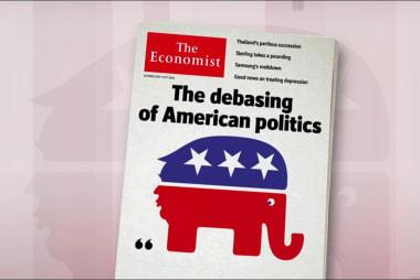 The Economist: Trump is a brilliant demagogue