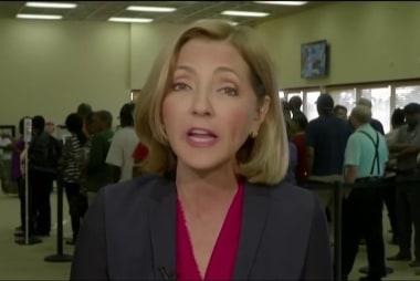 Early voting kicks off in Georgia