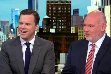 Schmidt: 'Panic is beginning' over polls