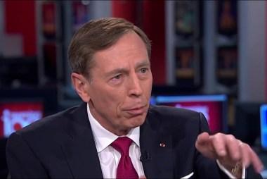 Petraeus: Retaking Mosul a foregone...