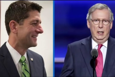GOP fear 'Trump effect' on house, senate...