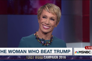 How Barbara Corcoran beat Trump