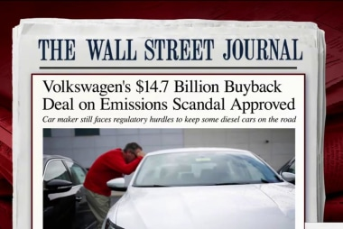 VW $14.7 compensation deal approved