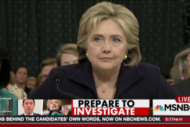 GOP preps for more Clinton investigations