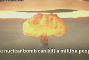 New Super PAC ad attacks Trump on nukes