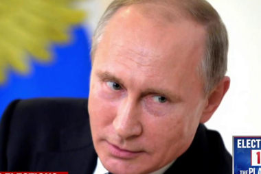 Putin rejects US intelligence finding...
