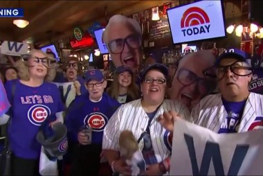Cubs to host first World Series game since...