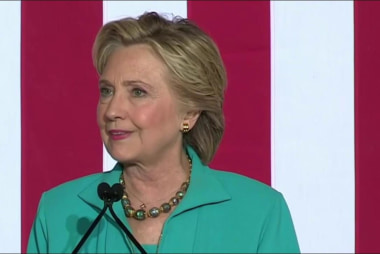 Clinton: 'Voters deserve to get full,...