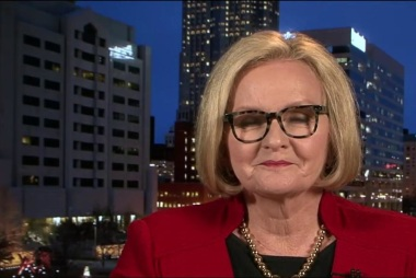 Sen. McCaskill: Comey didn't know the facts