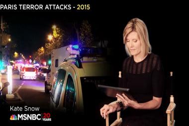 Kate Snow on the Paris Attacks