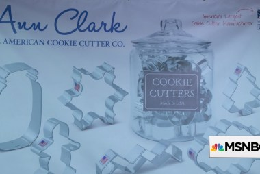 Cookie cutter company that's a cut above...