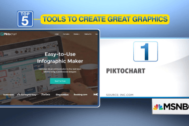 5 tools to create great graphics