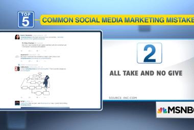 5 social media marketing mistakes to avoid