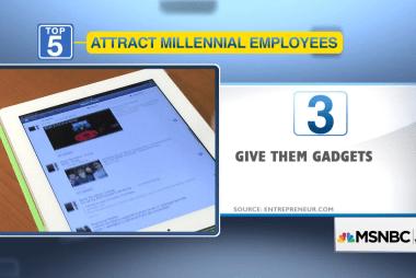 5 ways to recruit millennial employees
