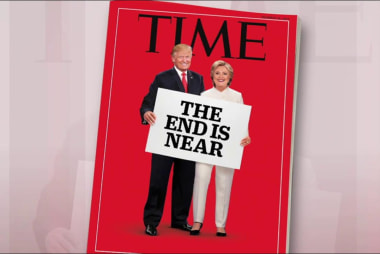 Time reminds us: The end of 2016 is near