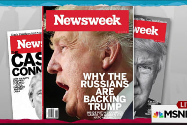 Newsweek: US allies concerned about Trump