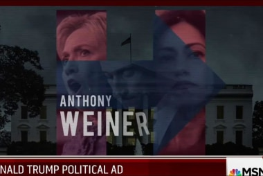 New Trump ad bests Clinton in effectiveness