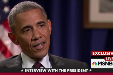 One-on-one with President Obama
