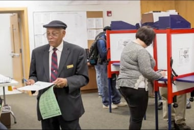 African American voter turnout down this...