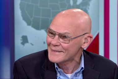 Carville: I'm not sure US wants to be united