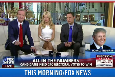 Trump tells Fox he thinks many polls are...