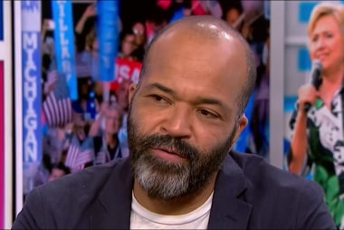 Jeffrey Wright on supporting Hillary Clinton