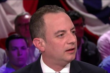 Reince Priebus: Trump's message is 'freedom'