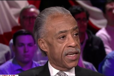 Sharpton: This is George Wallace populism