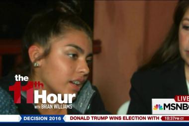 Women & minorities react to Trump win: 'I...